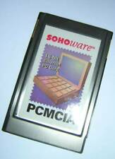 SOHOware PCMCIA 10Mbps Ethernet LAN Notebook PC Card ND5120