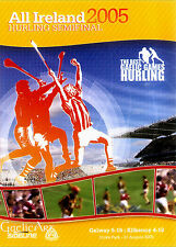 2005 GAA All-Ireland Hurling Semi - Final: Galway v Kilkenny DVD