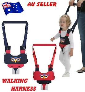 Baby Toddler Walking Assistant Detachable Crotch Learning Helper Safety Strap AU