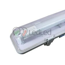 Plafoniera per tubo led neon T8 da 120cm