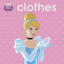 Disney Cinderella's Beautiful Clothes, , Very Good Book