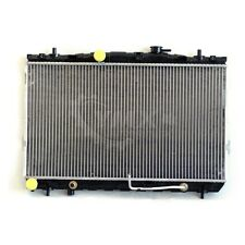 SCITOO Full Aluminum Radiator Replacement for 1997 1998 1999 2000 2001 Hyundai Tiburon Coupe 2L 1897 Plastic Radiator