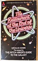 The Restaurant at the End of the Universe by Douglas Adams (Paperback, 1980)