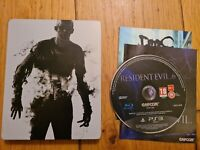Resident Evil 6: Steel Book Edition (PS3) Survival Horror | Free P&P