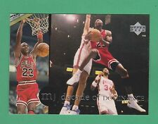 1994 Upper Deck Decade Of Dominance Rare Air Michael Jordan Bulls #84 (KCR)