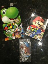 NEW Super Mario Brothers DONKEY KONG Dog Tag necklace nintendo