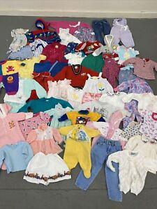 VTG 80s 90s CHILDRENS CLOTHING LOT 50 PCS BOYS GIRLS OSH KOSH CARTERS HEALTH TEX