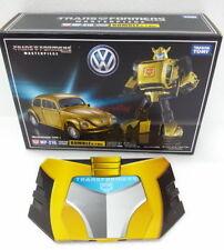 Takara Bumblebee Transformers & Robot Action Figures