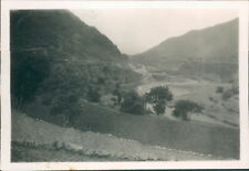 Original Photograph India 1931 Chadara  Swat Valley. 3.5 x 2.5 inches