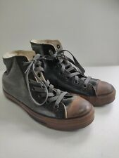 Mens Converse All Stars Size 5 Grey Casual Shoes Chuck hi top style casual