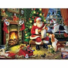 Christmas Santa Claus 5D DIY Full Diamond Painting Embroidery Cross Stitch Kit