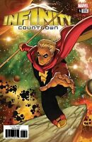 Infinity Countdown #5 Lim Variant Marvel Comic 1st Print 2018 NM
