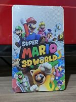 Super Mario 3D World + Bowser's Fury Limited Steelbook Case - *NO GAME* 🇨🇦