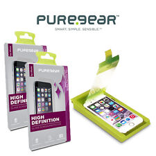 uk availability 13991 4fac9 PureGear Screen Protector for iPhone 6 for sale | eBay