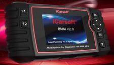 iCarsoft BMM V2.0 OBD2 Scanner for BMW Mini Engine Transmission Airbag Oil Reset