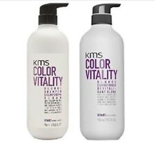 Kms California Blonde Color Vitality 750ml Duo Pack Shampoo and Conditioner