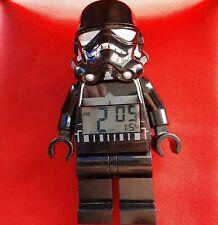 Lego Star Wars Shadow Trooper Alarm Clock