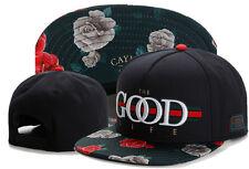 Hip Hop Men's CAYLER Sons Cap adjustable Baseball Snapback Street Black hat 7#