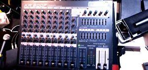 Peavey XR800F Mixer