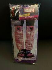 New Marvel Spider-girl Child Leg Warmers