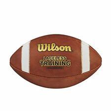 2019 Wilson Ncaa Laceless Training Football