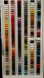 Gutermann Sew All Thread 100m - 400 COLOURS 1, 2 or 5 Reels - 100% Polyester