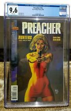 Preacher 16 CGC 9.6 White Pages!