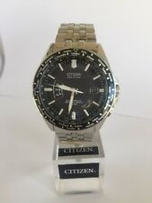 Citizen Evolution 5 World Time CB0021-57E Watch Radio-controlled