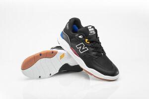 Mens New Balance Numeric # 1010 Skateboarding Shoes Black    (BG)