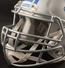 DETROIT LIONS Riddell Speed S3BD-SP Football Helmet Facemask / Faceguard SILVER