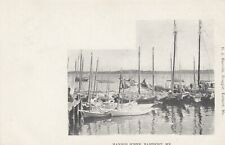 EASTPORT , Maine , PMC 1898 ; Harbor