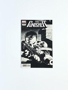 The Punisher (Marvel 2018) #2 Mike Zeck Hidden Gem B&W Sketch 1:500 Variant (NM)