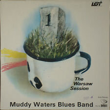 MUDDY WATERS BLUES BAND – The Warsaw Sessions 1 & 2 1976 2 LPS POLISH