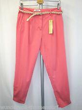 149€ NEU MASON´S leichte Designer Stretch Hose Gr.36 I42 Chino Pants Rosa