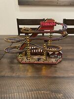 Mr. Christmas Gold Label Collection Worlds Fair Grand Roller Coaster