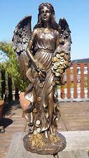 Gartenfiguren & -skulpturen aus Kunstharz mit Engel-Motiv