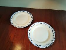 Lot d'assiettes porcelaine Tournai