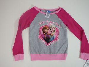 shirts Disney girls 6 Frozen shirt