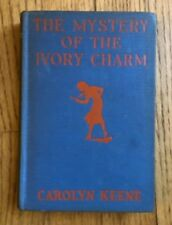Nancy Drew THE MYSTERY OF THE IVORY CHARM 1936B-1 or 1936C-2 4 Glossies Vintage