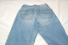 """Silver Jeans Women's 27 (27W,31L,10""""Rise) Button Fly, Straight Denim Jeans #Q572"""