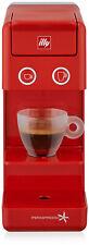 Illy Y3.2 macchina capsule rosso per espresso e caffè all'americana 850w 230v