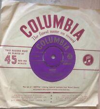 "EDDIE CALVERT:""MIDNIGHT"".1954 COLUMBIA""GOLD""PRINT+COVER.EXCELLENT CONDITION."