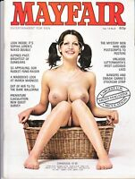"""MAYFAIR"" magazine VOL 13 no 3"