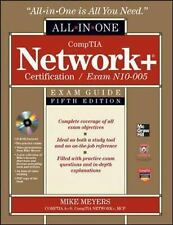 All-In-One: CompTIA Network+ : Exam N10-005 by Mike Meyers (2012, CD-ROM /...