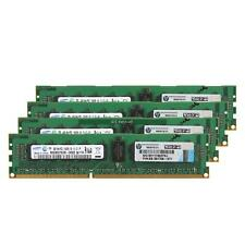 24GB 6x 4GB Server Memory RAM 1Rx4 for SAMSUNG DDR3 1333 MHZ PC3-10600R ECC REG