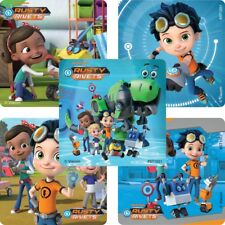 20 Rusty Rivets  STICKERS Party Favors Supplies Treat Bags Birthday