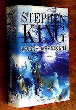 STEPHEN KING: L'acchiappasogni  p. e. 2001  Sperling & Kupfer