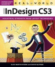 Real World Adobe InDesign CS3 (Real World)-ExLibrary