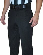 Smitty   Fbs-192   All Weather Water Repellent Black Lacrosse Pants   Referee