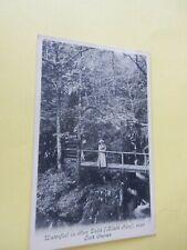 More details for  vintage postcard   p7  a50  glen dubh black glen loch creran